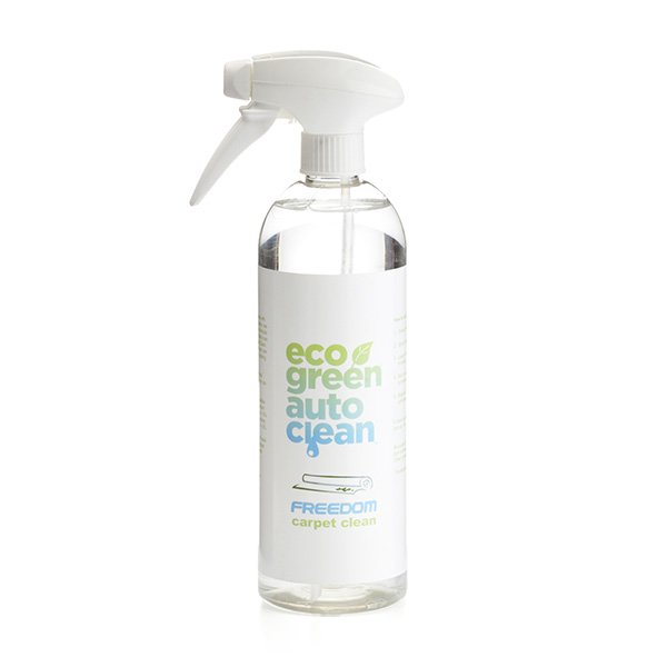 Carpet Clean - Eco Green Auto Clean - Auto wassen zonder water
