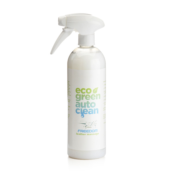 Leather Massage - Eco Green Auto Clean - Auto wassen zonder water