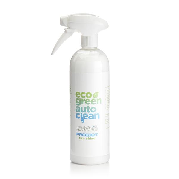 Tire Shine - Eco Green Auto Clean - Auto wassen zonder water