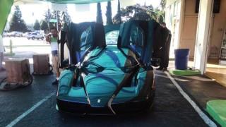 Ferrari Enzo - EcoGreenAutoClean