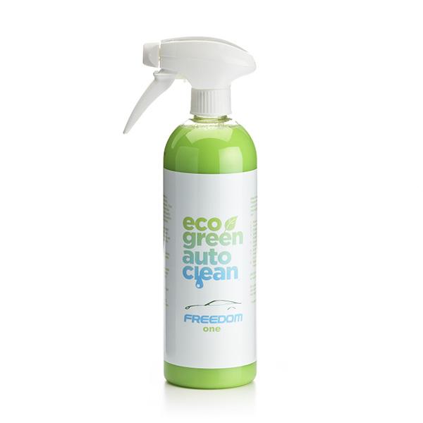 Freedom One - Eco Green Auto Clean - Auto wassen zonder water