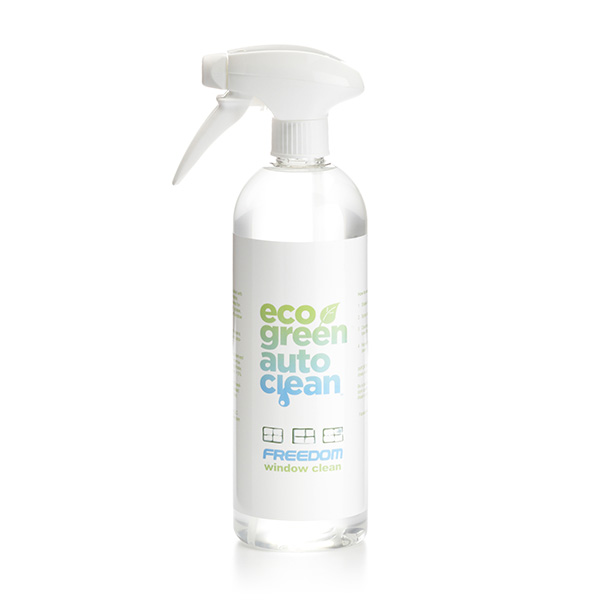 Window Clean - Eco Green Auto Clean - Auto wassen zonder water