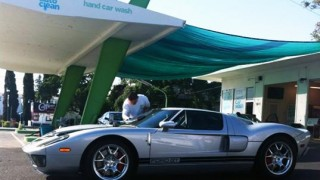 Ford GT - Eco Green Auto Clean