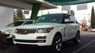 Strut Grill Range Rover - Eco Green Auto Clean