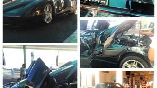 Ferrari Enzo - Eco Green Auto Clean