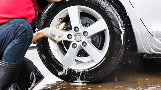 Auto wassen op straat - Eco Green Auto Clean