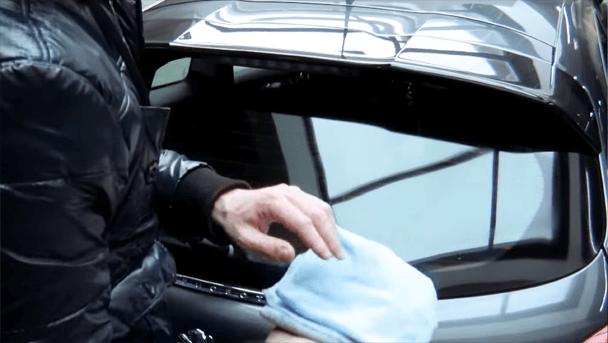 auto wassen zonder water hoe werkt dat